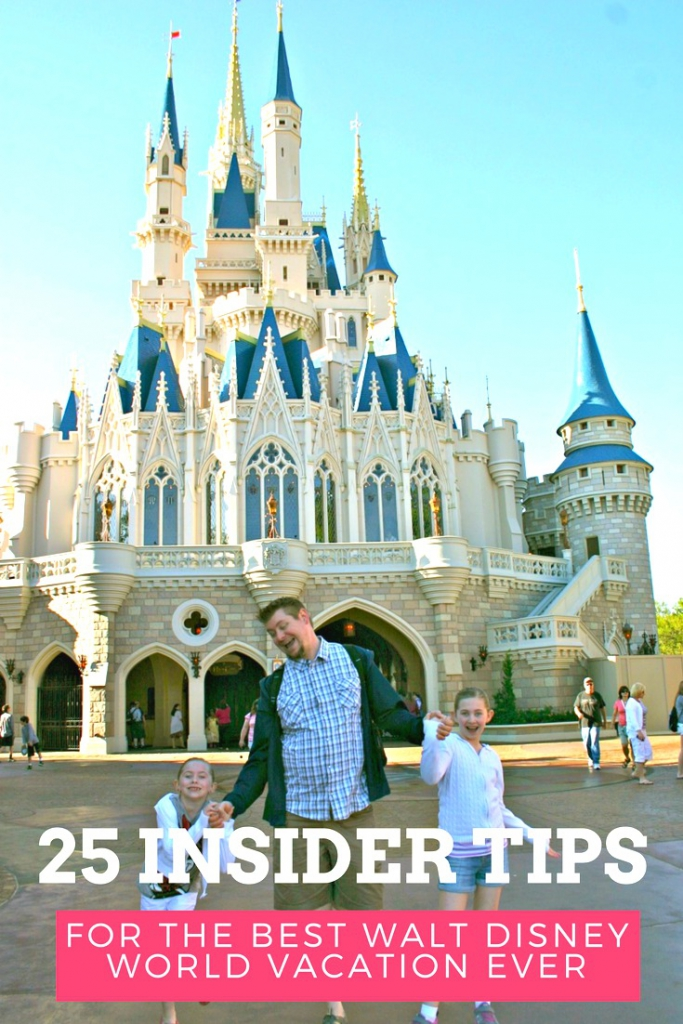 walt disney world, tips, vacation, 25 insider tips, family trip, spring break