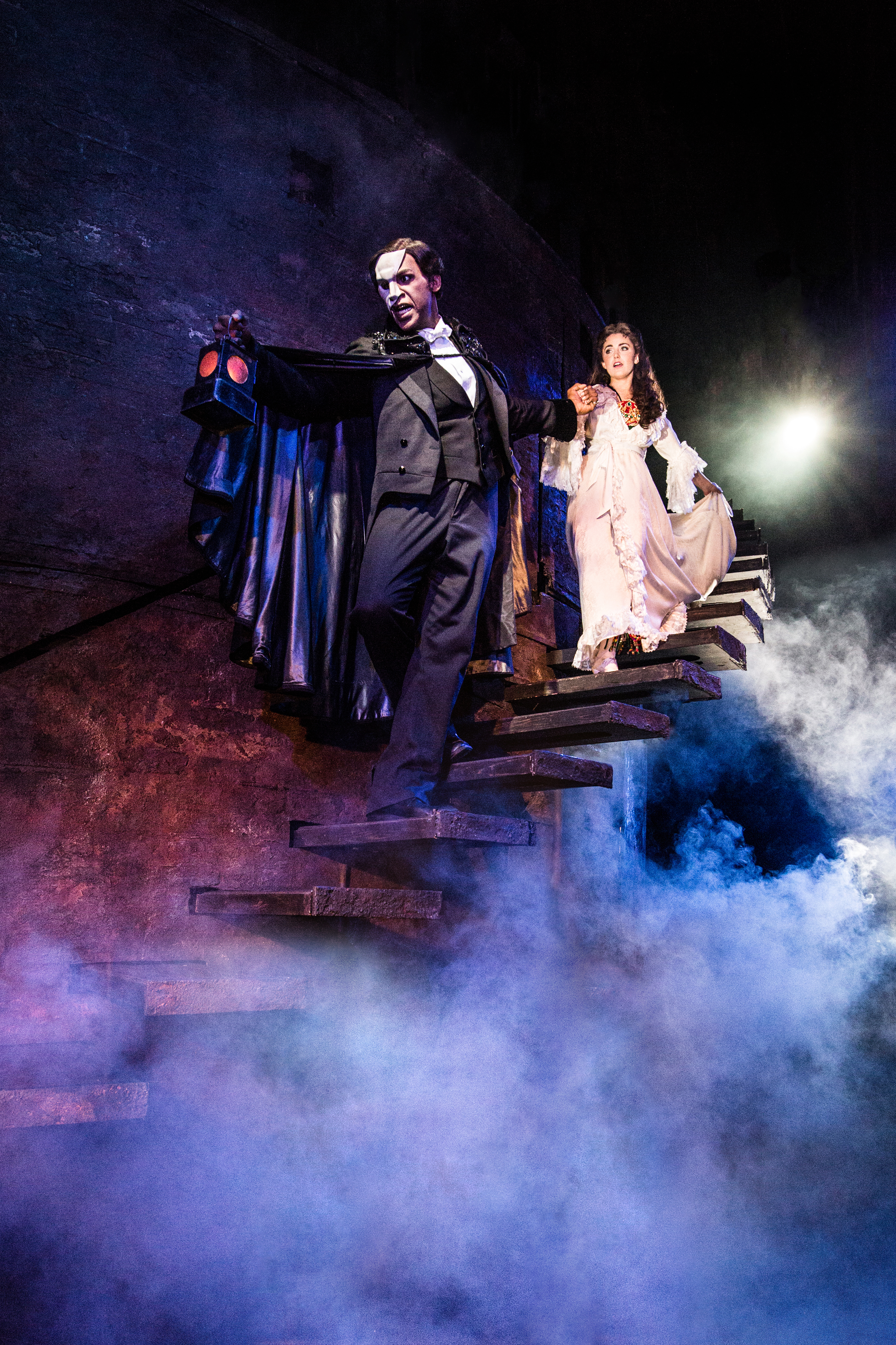 Phantom of the Opera, broadway theater league, broadway tour